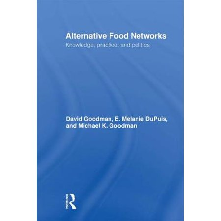 Alternative Food Networks - eBook