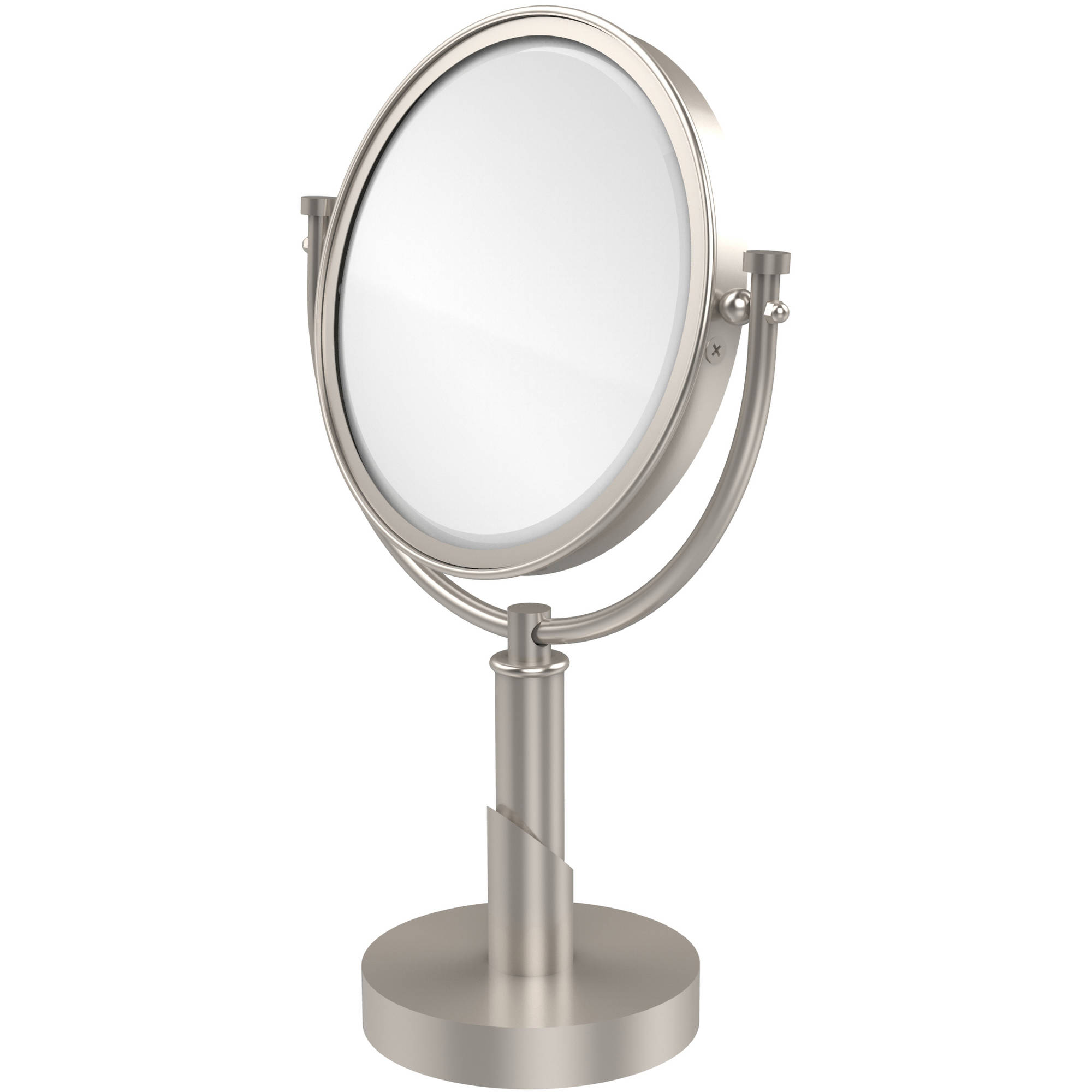 """Tribecca Collection 8"""" Vanity Top Make-Up Mirror, 4x Magnification (Build to Order)"""