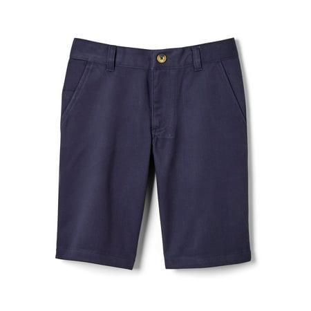 Lee Boys School Uniform Classic Flat Front Short