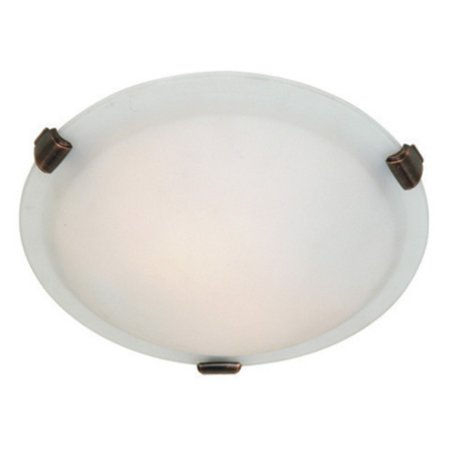 Artcraft AC2354 Flush Mount Light Featuring a semi-clear white glass shade held in place by understated metal clips, the Artcraft AC2354 Flush Mount Light is a sleek, minimalist light fixture. The downlights are ideal for providing ambient lighting in rooms with low ceilings. Artcraft Since 1955, Artcraft Lighting has operated on the belief that beautiful lighting should be as much about the experience as the light fixtures themselves. And to create that meaningful experience, Artcraft Lighting strives to provide lighting products that are designed to meet your decor, lifestyle, and budget needs - all while ensuring top quality and impeccable customer service. With Artcraft Lighting products, you can reap the benefits of more than 60 years of lighting experience.