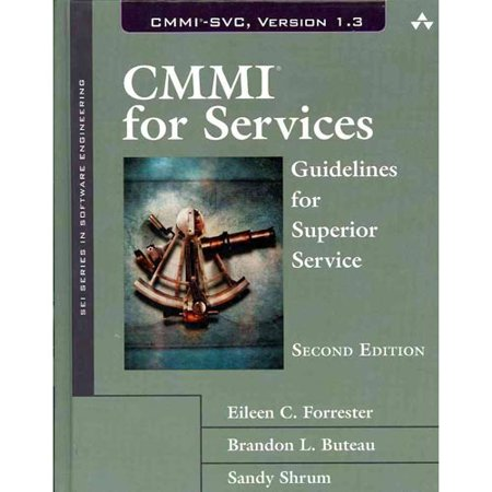 Cmmi For Services  Guidelines For Superior Service
