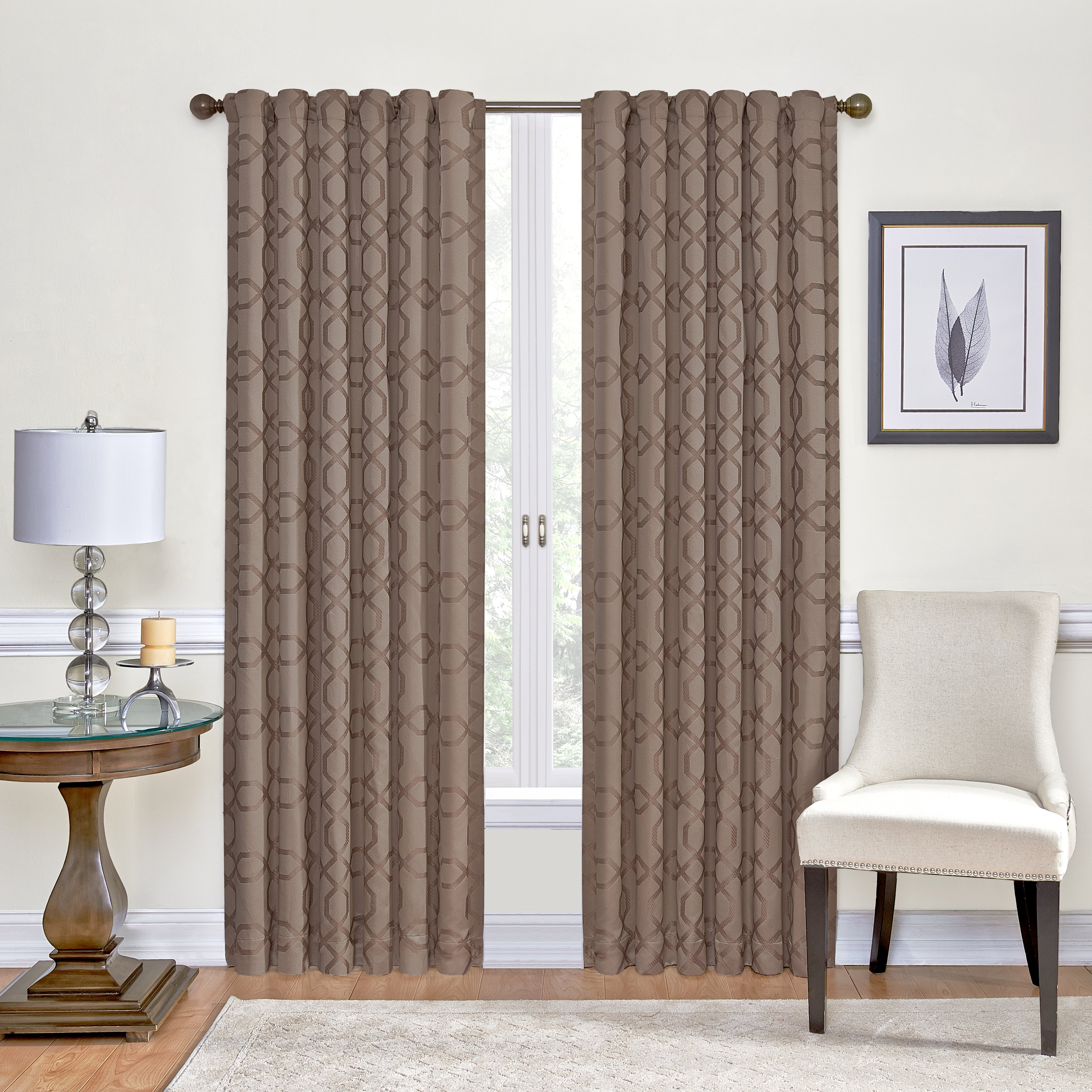 Vue Signature Premier Room Darkening Drapery Panel