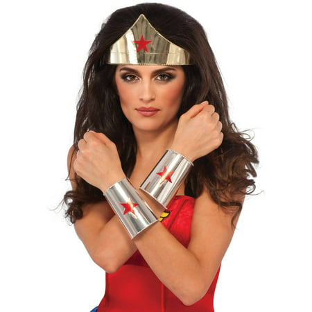 Wonder Woman Sequin Child Halloween Costume, Medium (8-10) - Child's Wonder Woman Costume