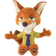 Zootopia Nick Small Plush