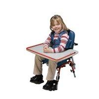 Fabrication Enterprises 31-3835 Small Skillbuilders School Chair with Adjustable Footrest