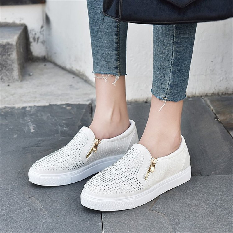 Women's Loafers Pumps Casual Flat Shoes