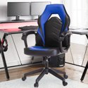 Yangming Leather High-Back Racing Gaming Chair