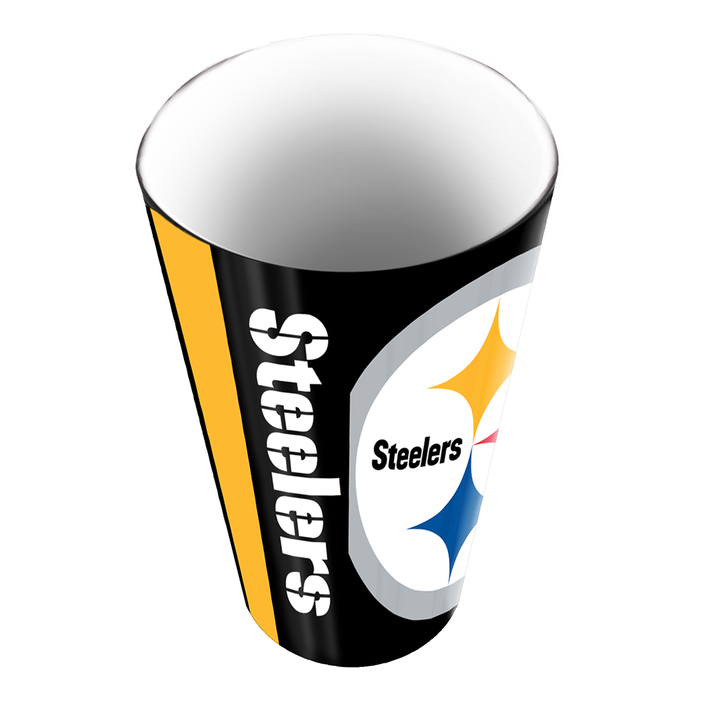 Pittsburgh Steelers NFL Polymer Bathroom Tumbler