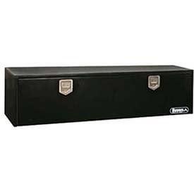 Buyers Products Black Steel Underbody Truck Box w/ Paddle Latch (18x18x48 Inch) - Walmart.com