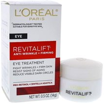 Eye Creams & Masks: L'Oreal Paris Revitalift Anti-Wrinkle + Firming