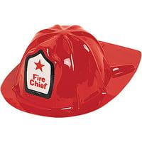 Plastic Kids Firefighter Helmet
