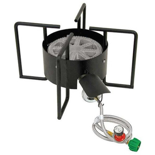 Bayou Classic Bayou Outdoor Stove with Hose Guard