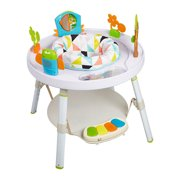 KARMAS PRODUCT Jump Entertainers Activity Center Baby's View 3-Stage Activity Center Baby Jumper Rocking Chair