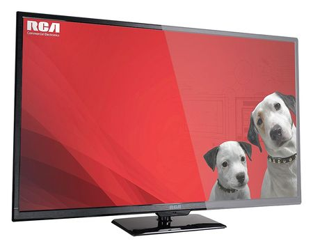 RCA Commercial HDTV,LED,55 in.,1080p J55BE926 by RCA