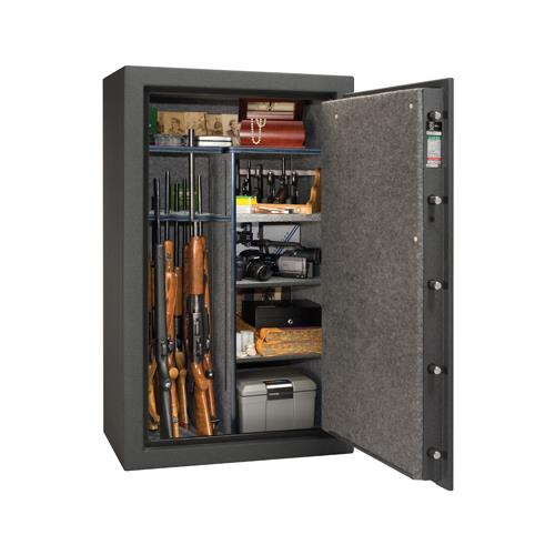 Liberty Safe & Security Prod BB36-GTT-E Big Boy 36-Gun Safe, Electronic Lock by LIBERTY SAFE & SECURITY PROD