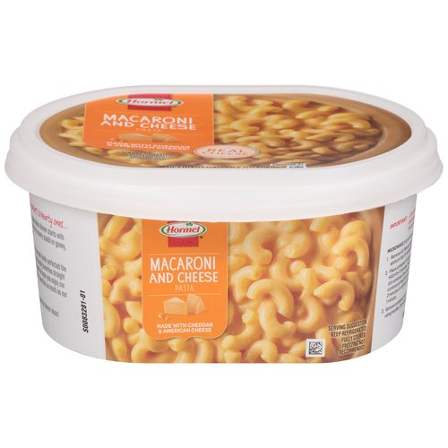 Hormel Macaroni and Cheese Pasta, 21 oz