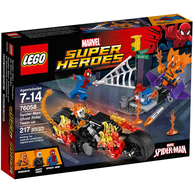 LEGO Super Heroes Tanker Truck Takedown (76067)