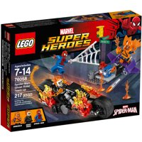 LEGO Super Heroes Spider-Man: Ghost Rider Team-Up