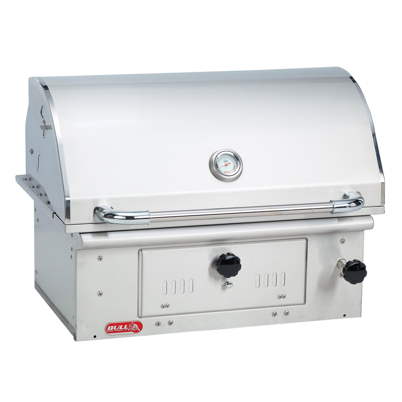 Bull Bison Drop-In Charcoal Grill Head by Bull Outdoor Products