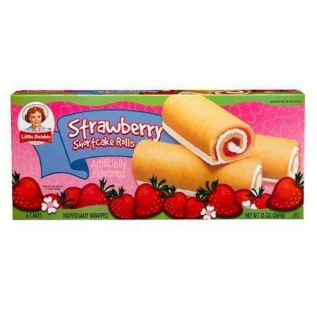 Little Debbie Strawberry Shortcake Rolls 13 Oz (8 Boxes) Strawberry Shortcake Honey Pie