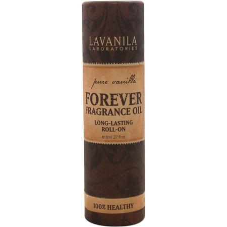 Forever Fragrance Oil - Pure Vanilla by Lavanila for Women, 0.27 oz