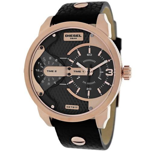 Men's Diesel Mini Daddy Dual Time Watch DZ7317