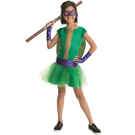 Donatello Tutu Child Costume