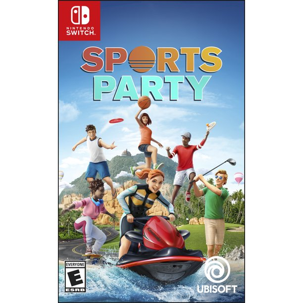 Sports Party, Ubisoft, Nintendo Switch, 887256032104