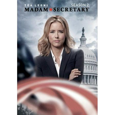 Victorian Secretary (Madam Secretary: Season Two (DVD))