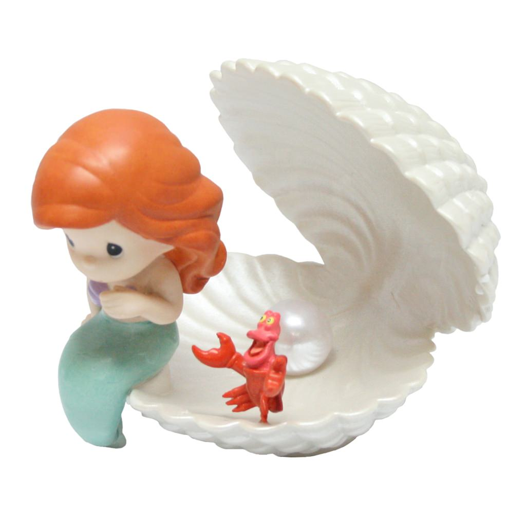 Precious Moments 00149 - Disney Ariel In Shell LED Pearl (134007)