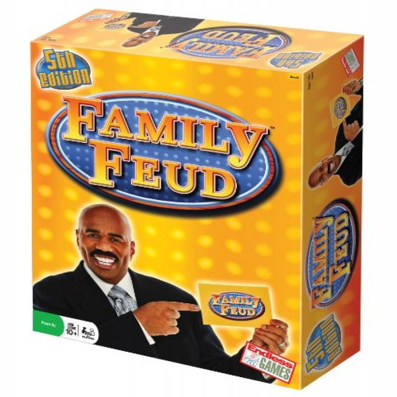 Endless Games Family Feud 5th Edition by Endless Games