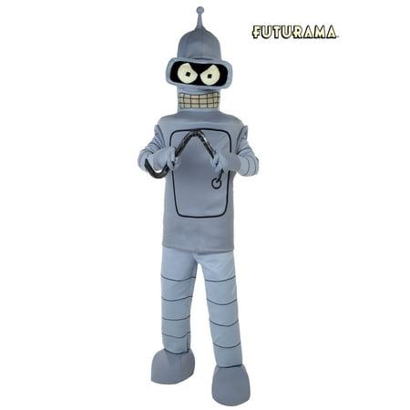 Bender Halloween Costume (Teen Bender Costume)