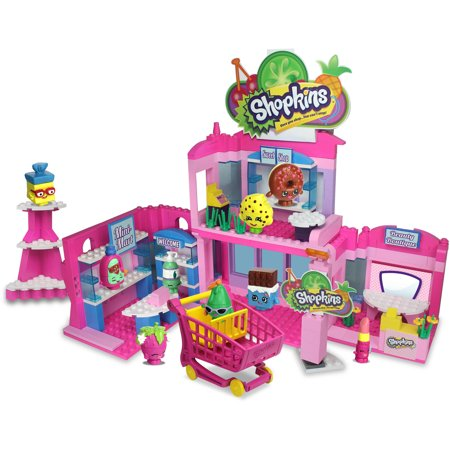 Shopkins Kinstruction Town Center (Buy Shopkins)