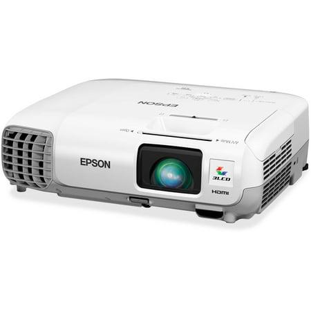 Epson Powerlite X27 Lcd Projector   Hdtv   4 3