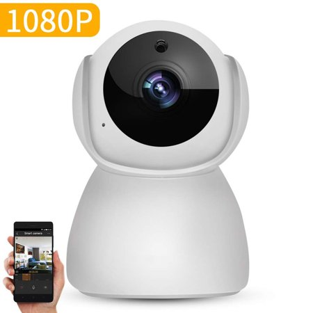 DIGOO 1080P Home Security IP Camera Wireless Smart WiFi Audio CCTV Camera,  Night vision,Two-way audio,APP Remote Wireless Surveillance