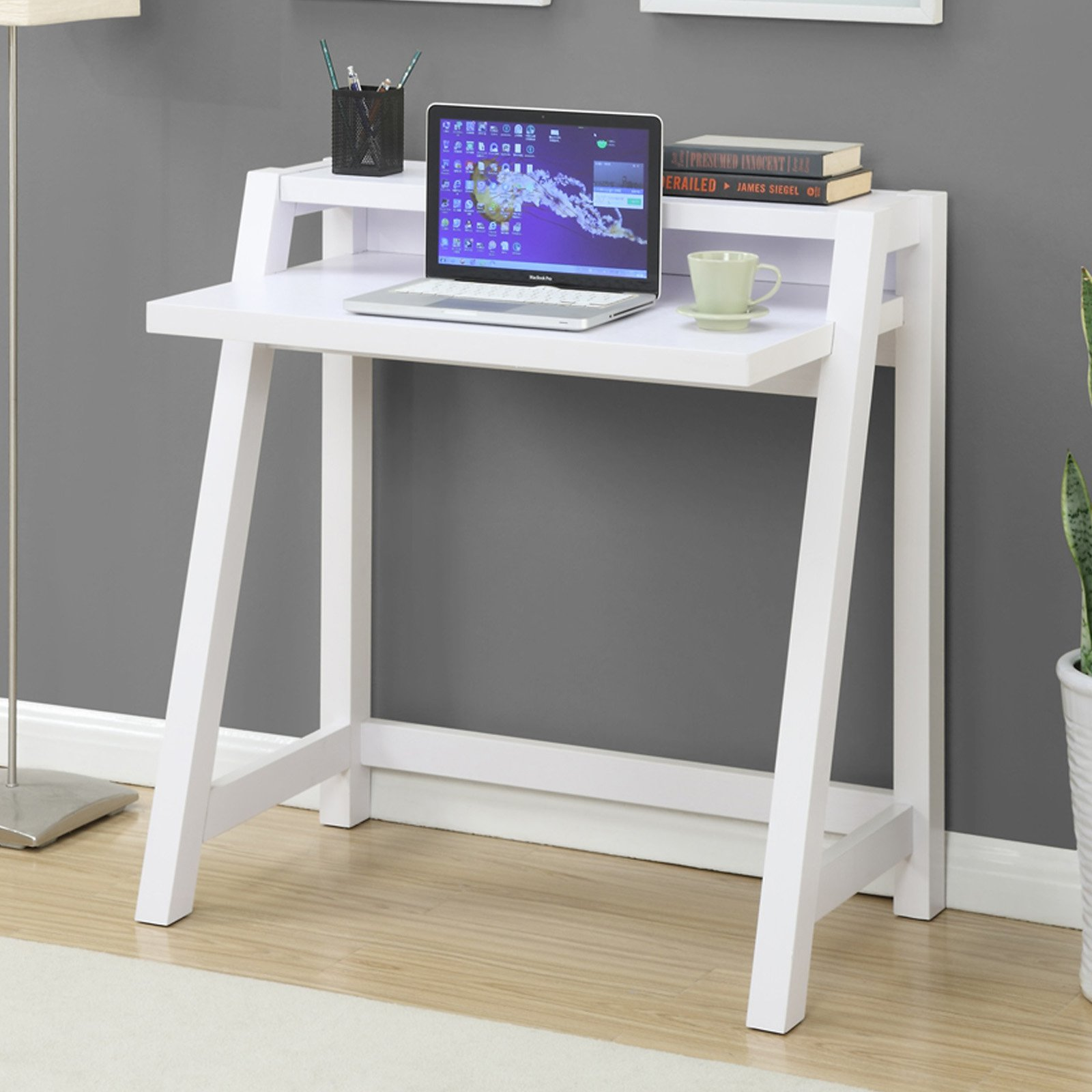 Convenience Concepts Newport Lilly Desk Walmart Com