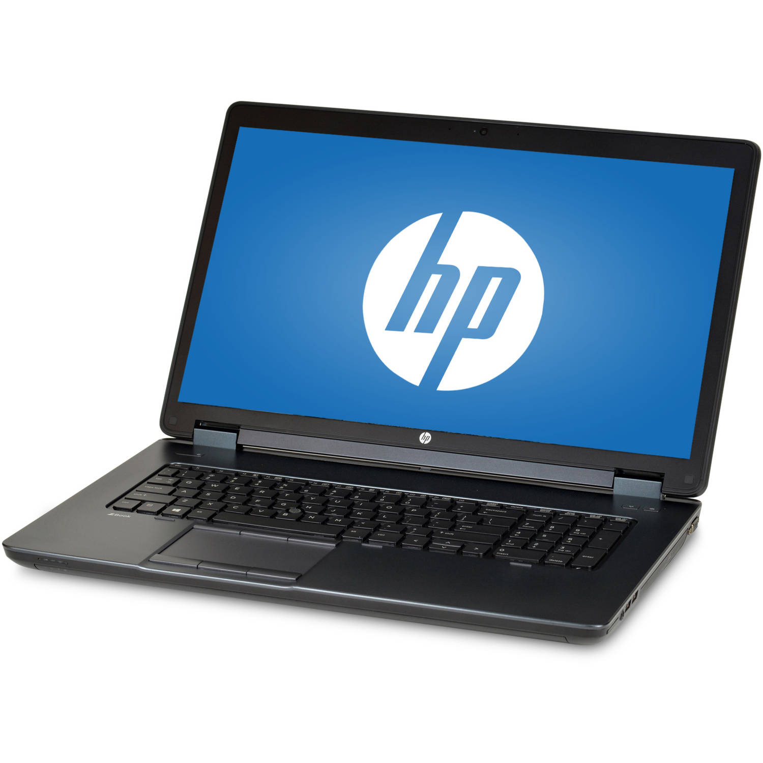 "Refurbished HP Zbook 17 17.3"" Laptop, Windows 10 Pro, Intel Core i5-4300M Processor, 8GB RAM, 256GB Solid State Drive"