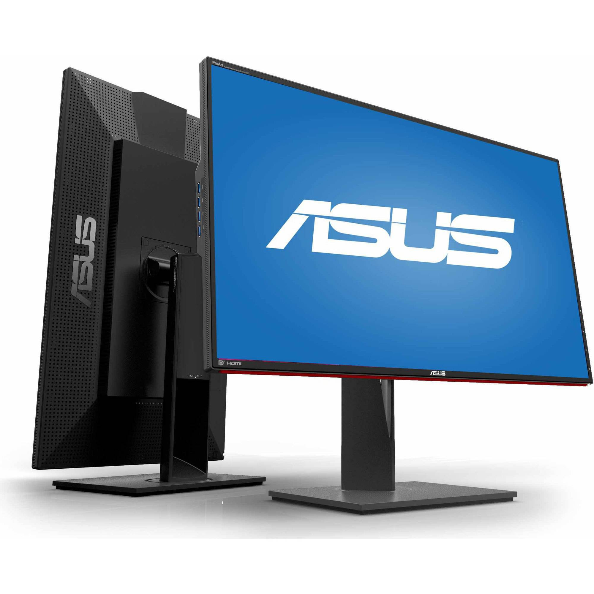"ASUS 32"" LED LCD Widescreen Monitor (PA328Q Black)"