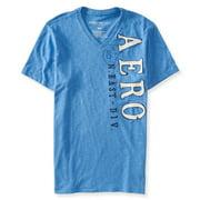 Aeropostale Mens N. East Div. Embellished T-Shirt
