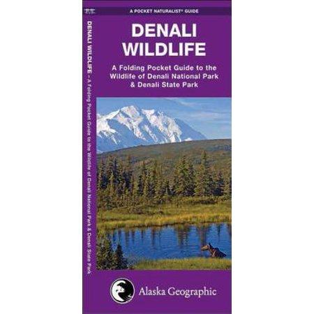 Waterford Park (Pocket Traveller: Denali Wildlife: A Folding Pocket Guide to the Wildlife of Denali National Park & Denali State Park)