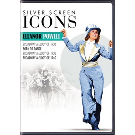 Silver Screen Icons: Eleanor Powell (DVD)
