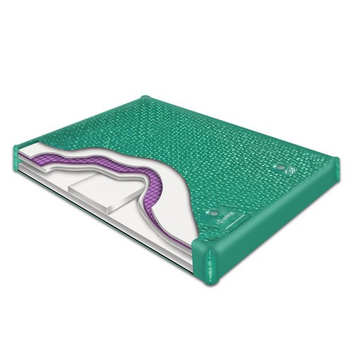 Innomax Genesis 800 Ultra Waveless Lumbar Support Waterbed Mattress