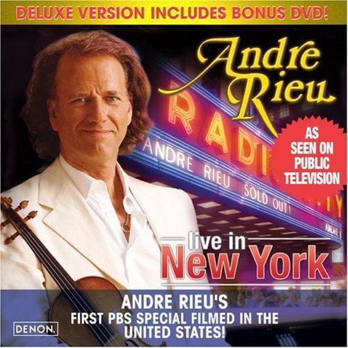 Radio City Music Hall Live In New York (W/Dvd)