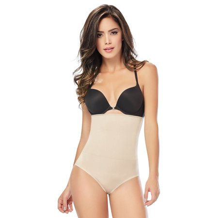 eb79fec36d61a ShapEager - Shapewear Women Seamless Shaper Bio-Crystals Panty a CoCoon Body  Shaper Fajas - Walmart.com