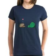 Womens Porcupine Love T-Shirt