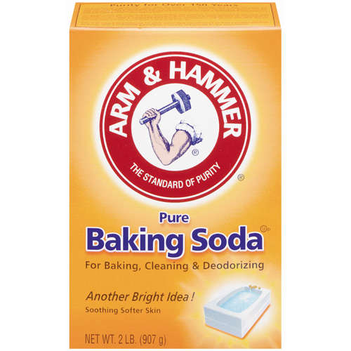 Arm & Hammer Pure Baking Soda, 2 Lb