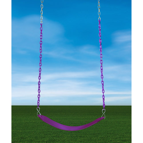 Gorilla Playsets Swing Belt Assembly, Plum