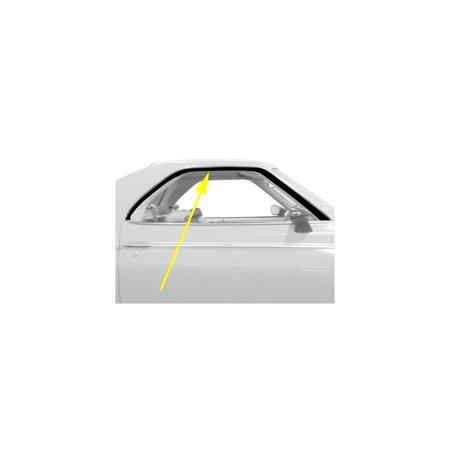 Eckler's Premier  Products 55192768 El Camino Roof Rail Weatherstrip Seals