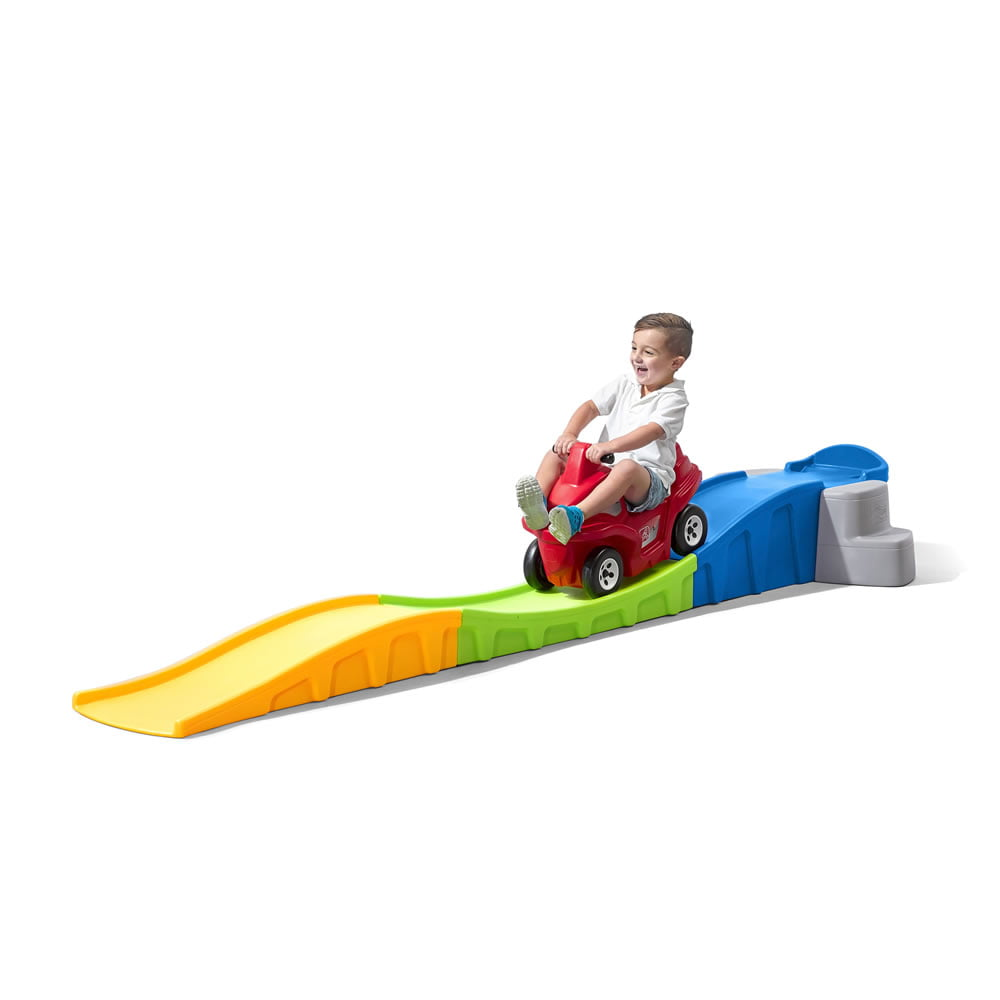 Step2 Anniversary Edition Up & Down Roller Coaster Ride-on Toy