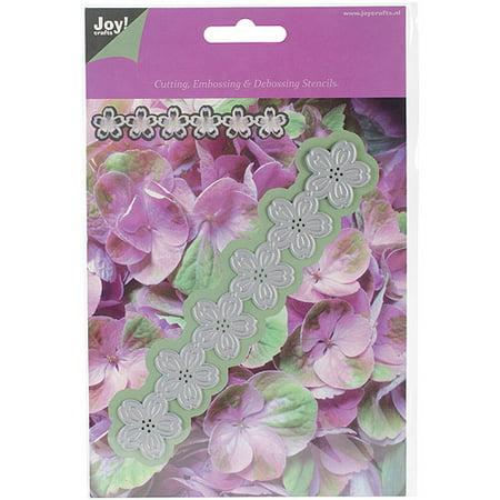 Joy crafts cut emboss dies flowers for Joy craft flower dies